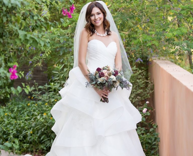 Wedding Gowns Az: Tradition Of The Bridal Veil