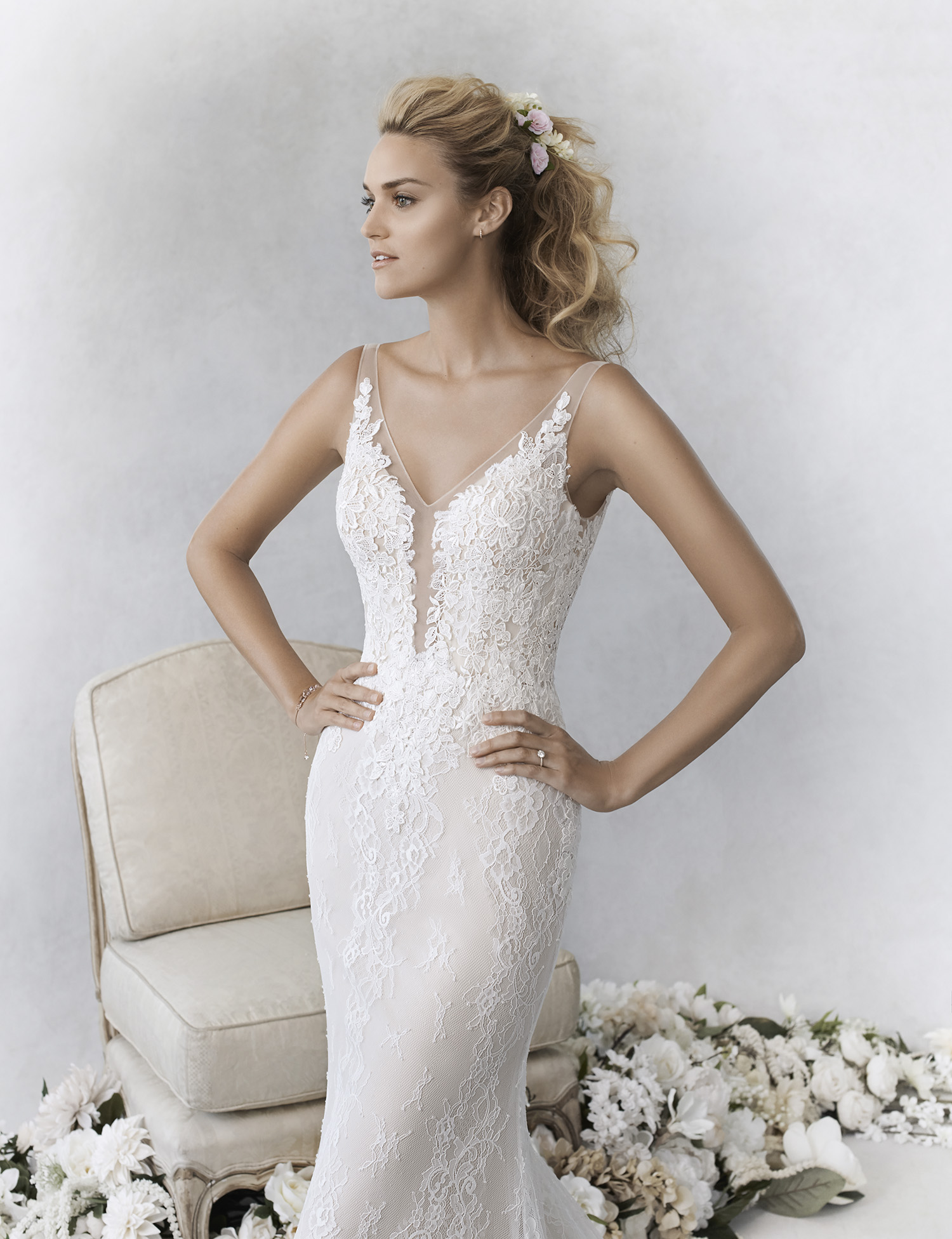 Need to purchase something off the rack? We can help you too, as many of our Bridal Gown samples are available for you to take home on the same day you come ...